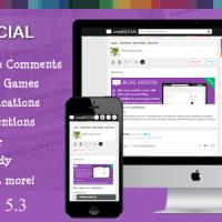 crea8social v5.3 Nulled Version
